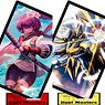 Duel Masters Trading Acrylic Stand (Set of 7) (Anime Toy)