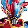 RKF Legend Rider Series Kamen Rider Para-DX Perfect Knockout Gamer Level 99 (Character Toy)