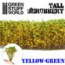 Tall Shrubbery - Yellow Green (Material)
