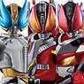 *So-Do Chronicle So-Do Kamen Rider Den-O 2 (Set of 10) (Shokugan)