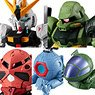 Mobile Suit Gundam Micro Wars 3 (Set of 10) (Shokugan)