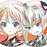 Girls und Panzer das Finale Trading Ani-Art Can Badge Vol.4 (Set of 9) (Anime Toy)