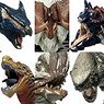 Capcom Figure Builder Monster Hunter Standard Model Plus Vol.15 (Set of 6) (Completed)