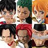 One Piece Advarge Motion 2 Set (Shokugan)