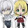 A Certain Scientific Accelerator Puchikko Trading Acrylic Strap (Set of 6) (Anime Toy)
