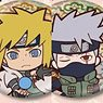 Toys Works Collection 2.5 Naruto: Shippuden Treasure Can Badge (Set of 10) (Anime Toy)