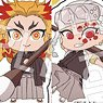 Demon Slayer: Kimetsu no Yaiba Trading Acrylic Stand Kakizome Ver. Type-B (Set of 8) (Anime Toy)