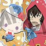 Bungo Stray Dogs x Sanrio Characters Gekioshi Acrylic Key Ring (Set of 10) (Anime Toy)