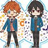 TV Animation [Ensemble Stars!] Yurukawa Art Acrylic Key Ring A (Set of 8) (Anime Toy)