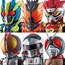 *Converge Kamen Rider 17 (Set of 10) (Shokugan)