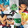 Dragon Ball Super Warrior Figure 2 (Set of 12) (Shokugan)