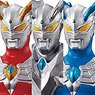 Ultra Hero Series EX Ultraman Zero 10th Anniversary Set (Character Toy)