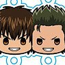 Ace of Diamond act II Churu Chara Linking Key Ring (Set of 10) (Anime Toy)