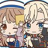 High School Fleet Rubber Starp Collection ViVimus (Set of 10) (Anime Toy)