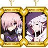 Fate/Grand Order - Absolute Demon Battlefront: Babylonia Pucclear Key Ring (Set of 6) (Anime Toy)