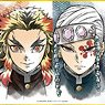 Demon Slayer: Kimetsu no Yaiba Mini Colored Paper Collection Vol.3 (Set of 8) (Anime Toy)