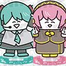 Piapro Characters Art by Study Trading Acrylic Stand (Set of 9) (Anime Toy)