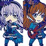 BanG Dream! Girls Band Party! Nendoroid Plus Trading Rubber Strap Roselia (Set of 5) (Anime Toy)