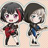 BanG Dream! Girls Band Party! Nendoroid Plus Trading Sticker Afterglow (Set of 10) (Anime Toy)