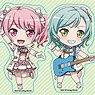 BanG Dream! Girls Band Party! Nendoroid Plus Trading Sticker Pastel*Palettes (Set of 10) (Anime Toy)
