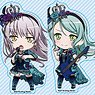 BanG Dream! Girls Band Party! Nendoroid Plus Trading Sticker Roselia (Set of 10) (Anime Toy)