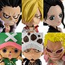 *One Piece Advarge Motion 3 (Set of 10) (Shokugan)