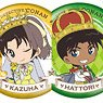 Toys Works Collection Detective Conan 2.5 Can Badge Collection Trump Ver. (Set of 10) (Anime Toy)