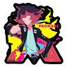 Promare Travel Sticker Gueira Especially Illustrated Ver. (Anime Toy)