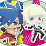 Promare Can Badge Puni Chara (Set of 9) (Anime Toy)