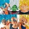 DRAGONBALL ADVERGE MOTION4セット (食玩)