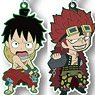 Toys Works Collection Niitengomu! One Piece -Wano Country Ver. Vol.2- (Set of 8) (Anime Toy)