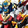 Mashin Hero Wataru Mashin-Saga 01 (Set of 6) (Shokugan)