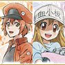 Cells at Work! Mini Colored Paper (Set of 8) (Anime Toy)