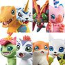 Digimon Adventure Digicolle! Mix (Set of 8) (Character Toy)