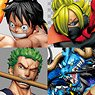 Logbox Re Birth Wano Country Vol.01 (Set of 4) (PVC Figure)