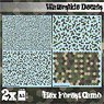 Waterslide Decals - Hex Forest Camo (Decal)