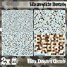 Waterslide Decals - Hex Desert Camo (Decal)