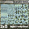 Waterslide Decals - Digital Forest Camo (Decal)