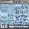 Waterslide Decals - Digital Tundra Camo (Decal)