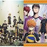 Haikyu!! To The Top Miniature Canvas Key Ring Vol.1 (Set of 10) (Anime Toy)