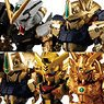 FW Gundam Converge Gold Edition (Set of 8) (Shokugan)