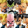 Dragon Ball Super Warrior Figure 4 (Set of 12) (Shokugan)