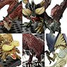 Capcom Figure Builder Monster Hunter Standard Model Plus The Best -Vol.9, 10, 11- (Set of 6) (Completed)