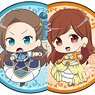Can Badge [My Next Life as a Villainess: All Routes Lead to Doom!] 02 Box (Mini Chara) (Set of 9) (Anime Toy)