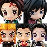 Demon Slayer: Kimetsu no Yaiba Tanjiro & Hashira Mascot Set A (Set of 5) (PVC Figure)