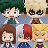 Pocket Maquette My Hero Academia 01 (Set of 6) (PVC Figure)