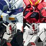 Mobile Suit Gundam G Frame 12 (Set of 10) (Shokugan)