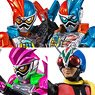 SHODO-X Kamen Rider 11 (Set of 10) (Shokugan)