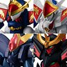 Mashin Hero Wataru Mashin-Saga 02 (Set of 6) (Shokugan)