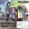1/12 Little Armory (LD029) Designated Defense School`s School Gate (Concrete Type)